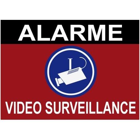 Panneau alarme vid o surveillance for Alarme et telesurveillance maison
