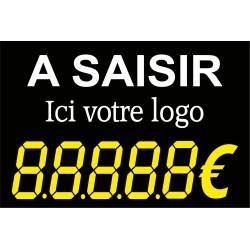 """Panneau commercial """"A SAISIR"""""""