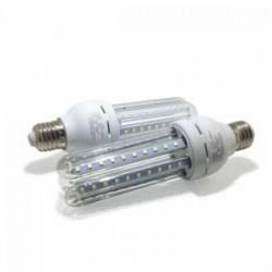 Ampoule LED CORN E27 12W avec 60 Chips SMD 2835 a 230V-AC et angle d'ouverture de 360º