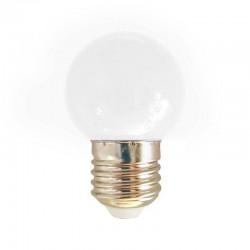 Ampoule LED E27 1w, Blanc