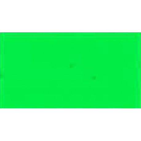 Adhésif fluo de couleur vert