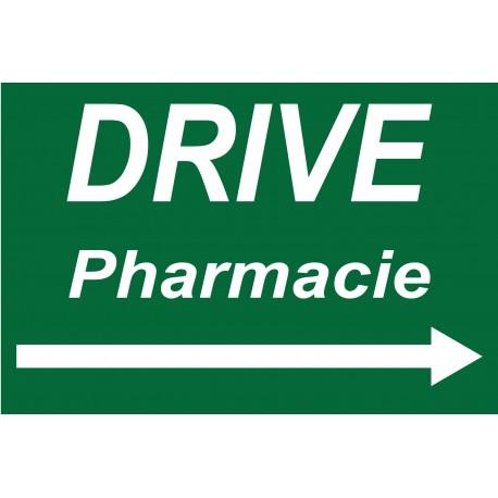Drive Pharmacie a Droite