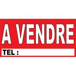 "Banderole ""A VENDRE"" 1000x370mm"