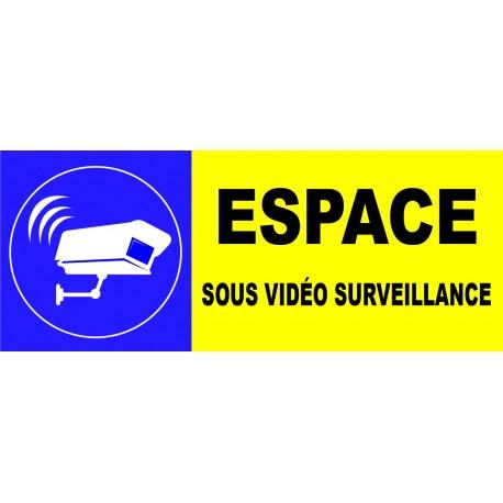 Encombrant interdit sous vidéo surveillance