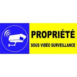 Parking privé sous vidéo surveillance sous vidéo surveillance