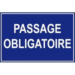 Passage obligatoire