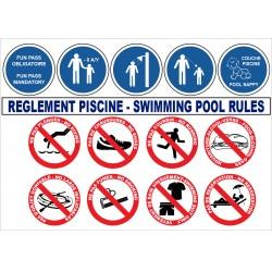 Réglement piscine
