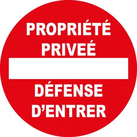 Panneau interdit aux vélos, mobylette, motos.