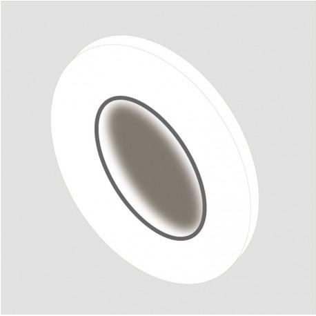 Filet de décoration 50mm blanc