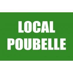 Local poubelle
