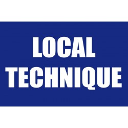 Local technique