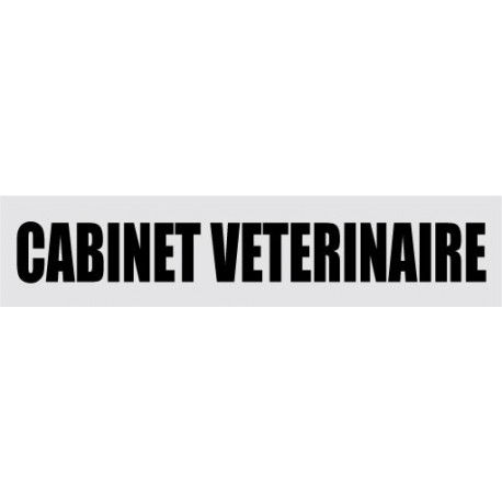 CABINET VETERINAIRE