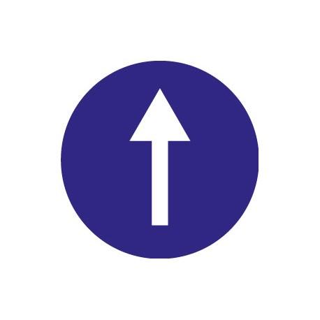Sens de circulation à gauche