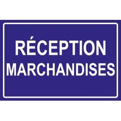 Réception marchandises