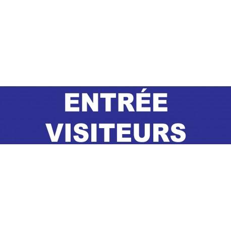 Entrée visiteurs