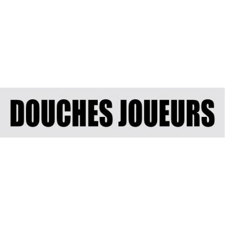 DOUCHE JOUEURS