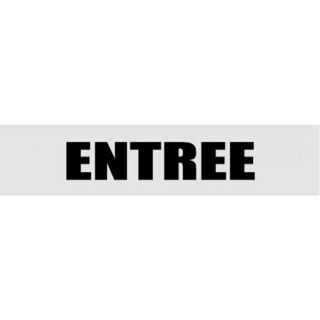 ENTREE