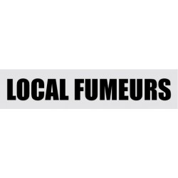 LOCAL FUMEURS