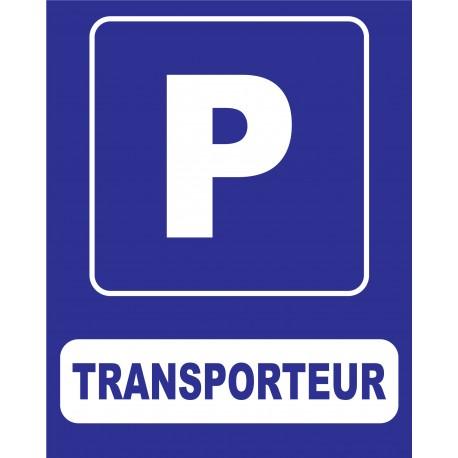 Parking transporteur