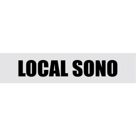 LOCAL SONO