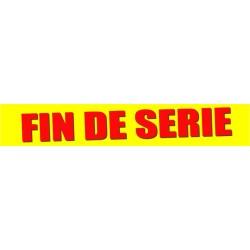 Banderole fin de serie