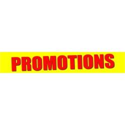 Banderole promotions
