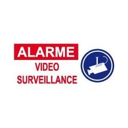 Alarme vidéo surveillance (lot de 10p)
