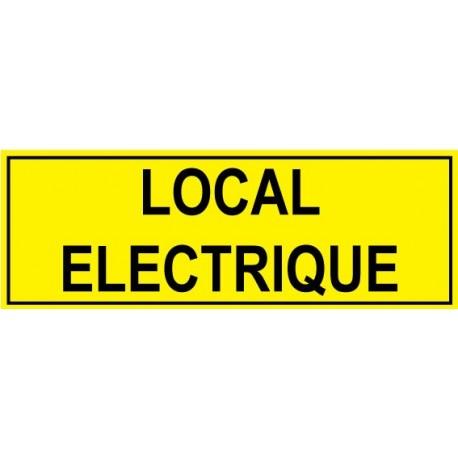 Local électrique