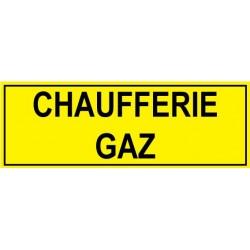 Chaufferie gaz