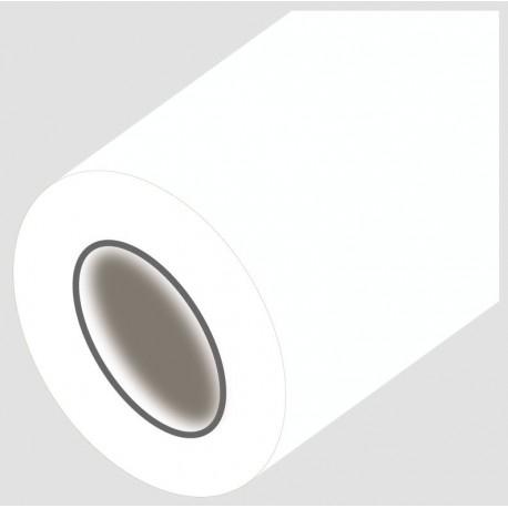 Adhésif de décoration de couleur blanc