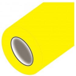 Adhésif de décoration de couleur jaune
