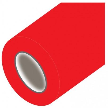 Adhésif de décoration de couleur rouge