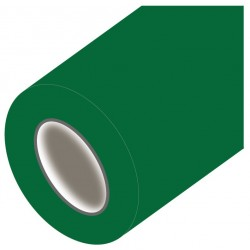 Adhésif de décoration de couleur vert foncé