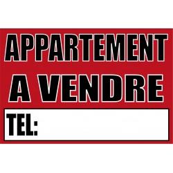 Panneau Appartement à vendre