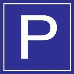 Parking 500x500mm