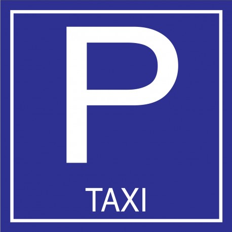 Parking taxi