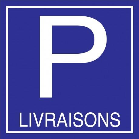 Parking livraisons
