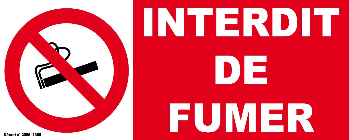 panneaux interdiction de fumer gratuit. Black Bedroom Furniture Sets. Home Design Ideas