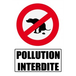 Pollution interdite