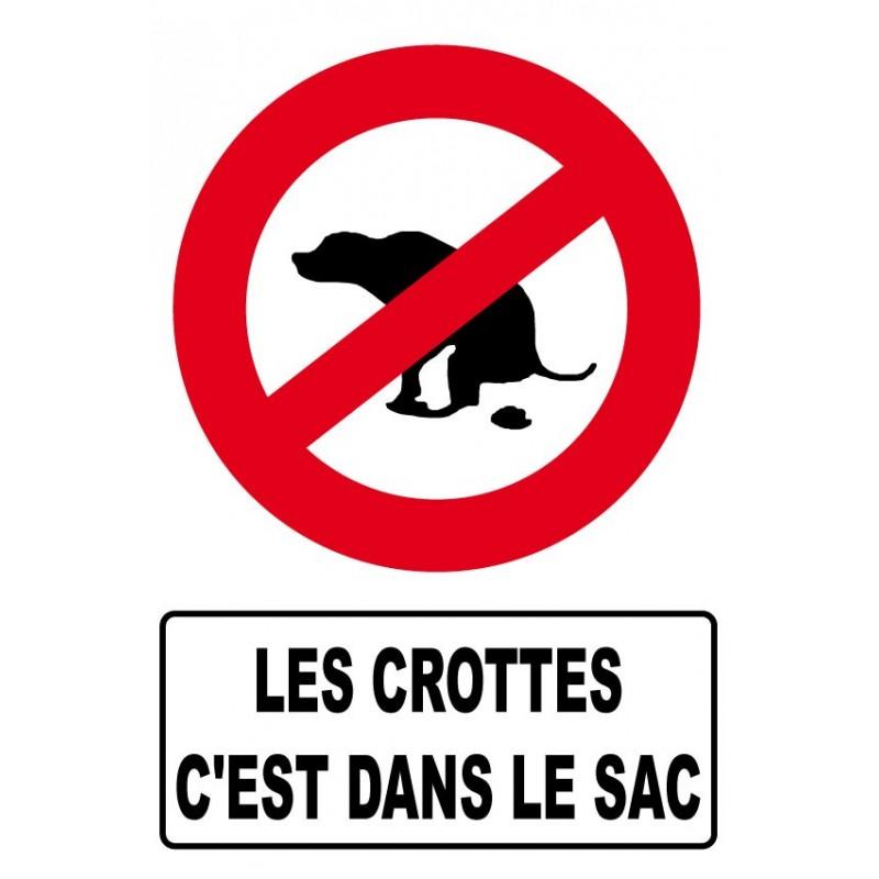 Chiens interdits - Que faire des crottes de chien dans son jardin ...