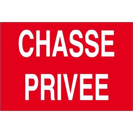 Chasse privée