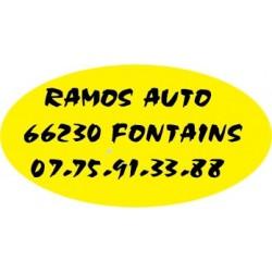 """Signature de coffre auto """"ovale avec fond"""" 150ex"""