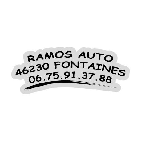 "signature de coffre auto ""serie liner"" 300ex"