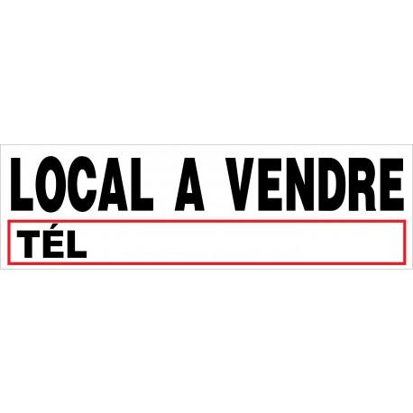 Adhésif  local à vendre